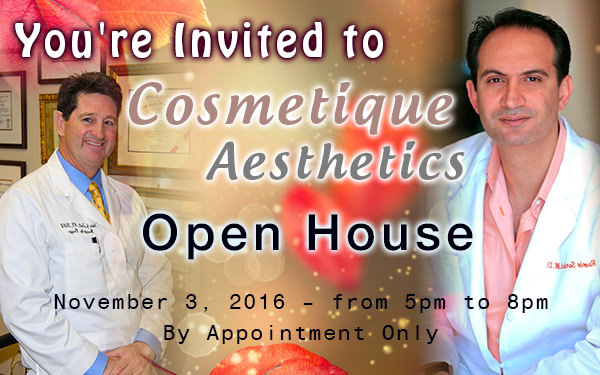 Open House Cosmetique Aesthetics