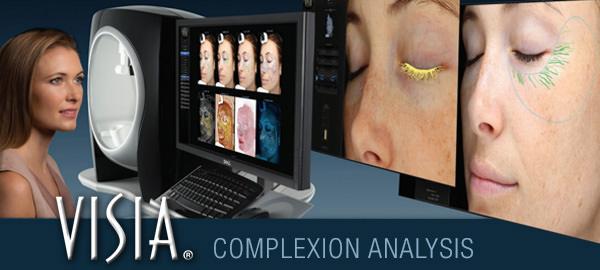 VISIA Skin Care Complexion Analysis Culver City | Marina Del Rey